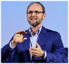 Professor Johan Roos - LEGO® SERIOUS PLAY® Conference