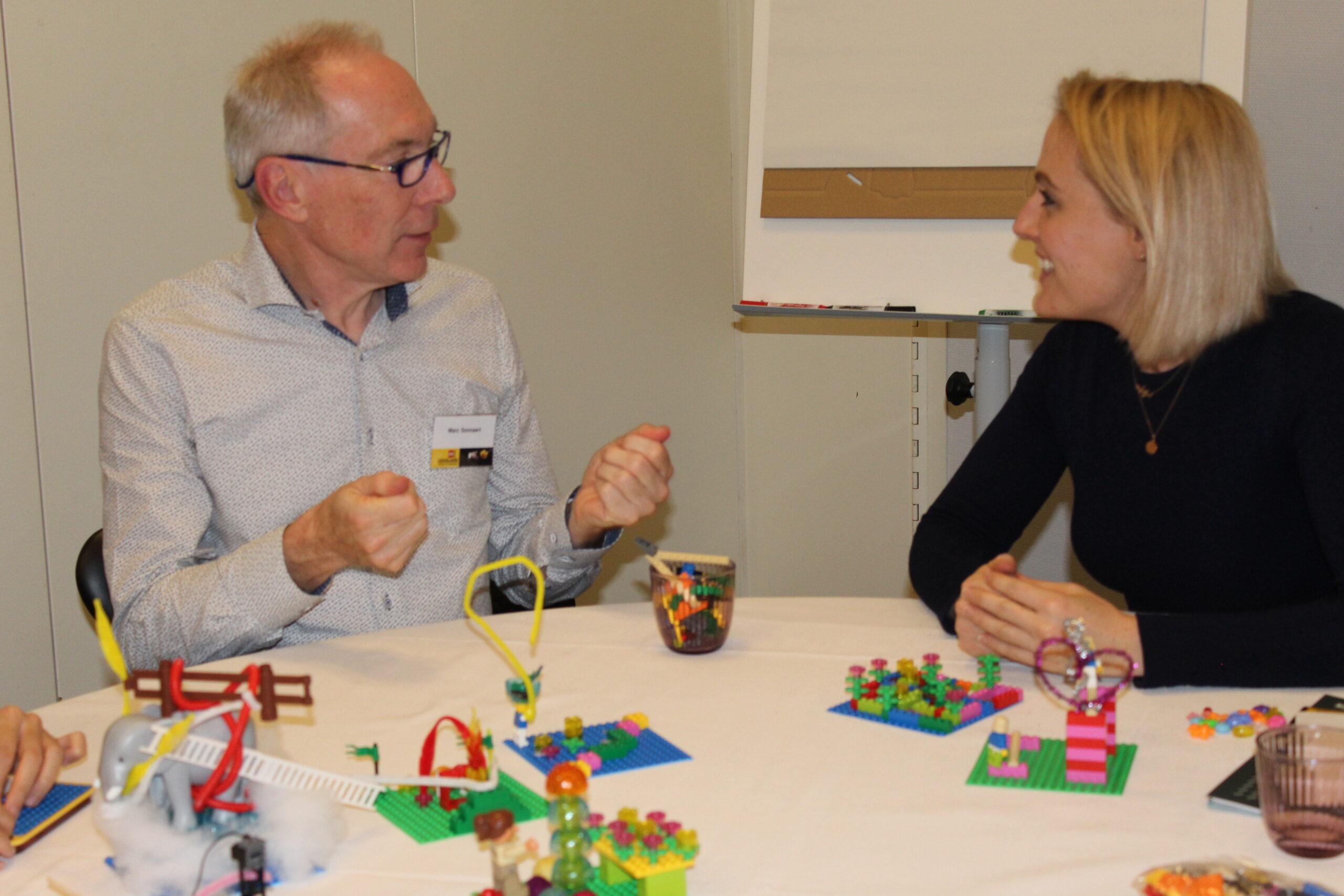 Inthrface - LEGO workshop